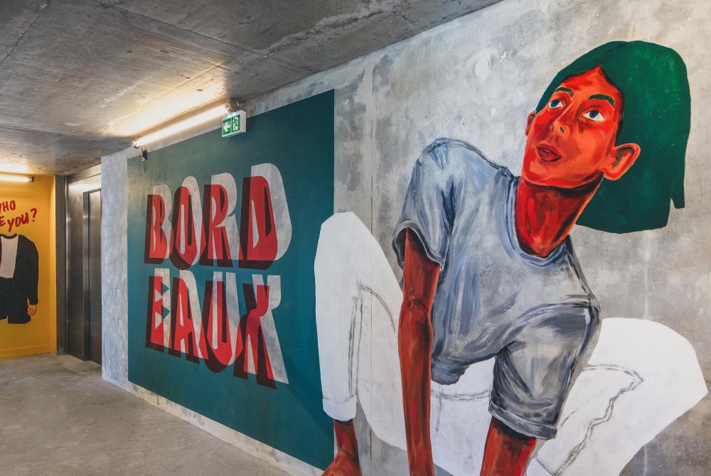 Eklo Hotels - Street Art